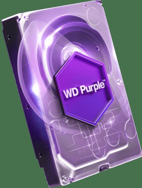 "WD Purple 8TB / Interní / SATAIII / 3,5"" / 7200 / 64 WD80PUZX"
