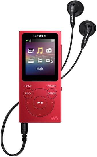 Sony NW-E394 MP3 predvajalnik, 8 GB