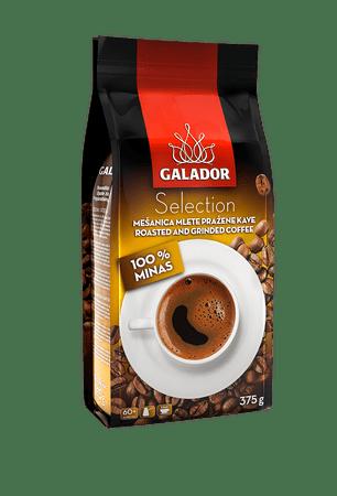 Galador kava Selection, 100% Minas, 3x375 g