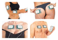 Sport-Elec elektrostimulator za oblikovanje tijela Body Beautiful Multi