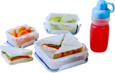 Lock&Lock Sandwich Box, set posod in steklenic