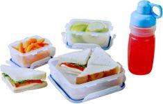 """Lock&Lock Zestaw na żywność """"Sandwich Box"""""""