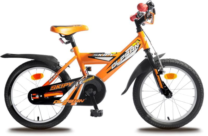 "Olpran Skipy 16"" oranžová"