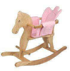 Bayer Chic Koník houpací růžový
