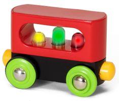 Brio Môj prvý železničný vagón so svetlom