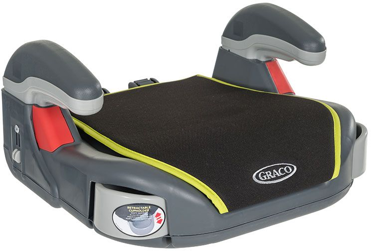 Graco Booster 2016, Sport Lime