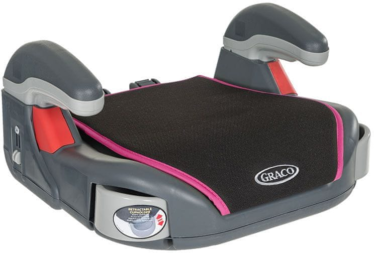 Graco Booster 2016, Sport Pink