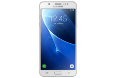 SAMSUNG Galaxy J7, 2016, Single SIM, bílá