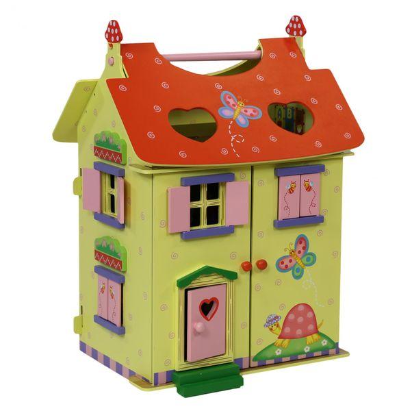 Bayer Chic Domeček pro panenky dřevo MAGIC