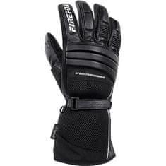 FireFox Motoristične poletne športne rokavice 1.0, črne