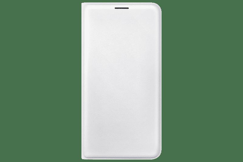 Samsung flip EF-WJ710 Galaxy J7, bílý