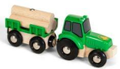 Brio WORLD 33799 Traktor s nákladem