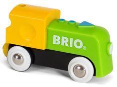 Brio Moja pierwsza lokomotywa-baterie 33705
