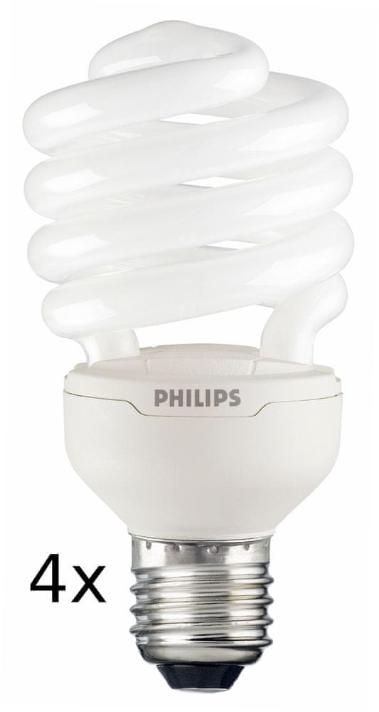 Philips T2 23W E27pack 4ks