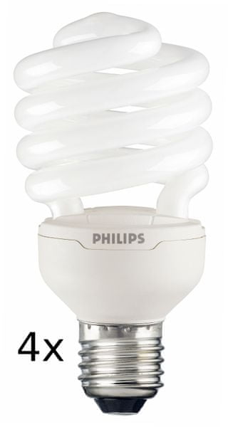 Philips T2 23W E27pack 4ks