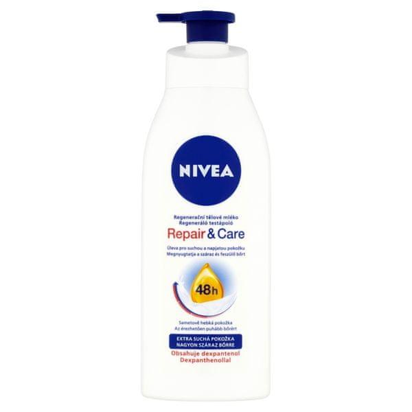 Nivea Tělové mléko Repair&Care 400ml