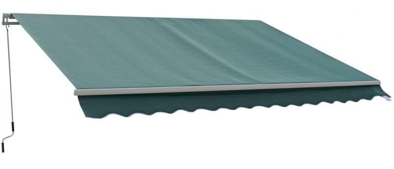 Rojaplast Markýza 4x2,5m vzor 101