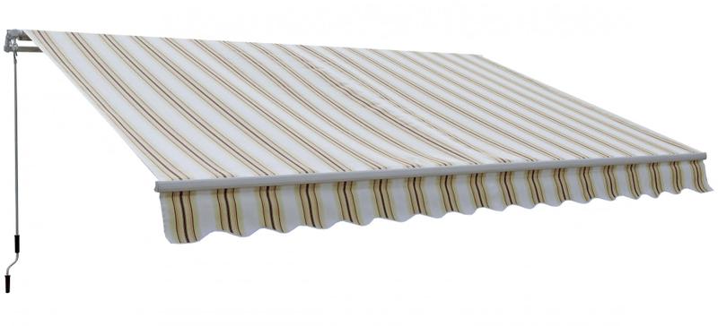 Rojaplast Markýza 4x2,5m vzor 318