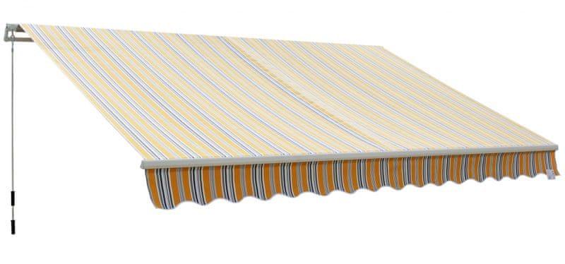 Rojaplast Markýza 4x2,5m vzor 319