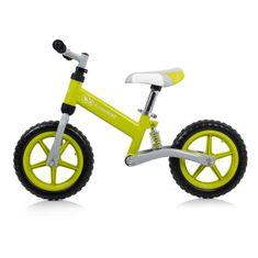 KinderKraft Rowerek biegowy EVO Green