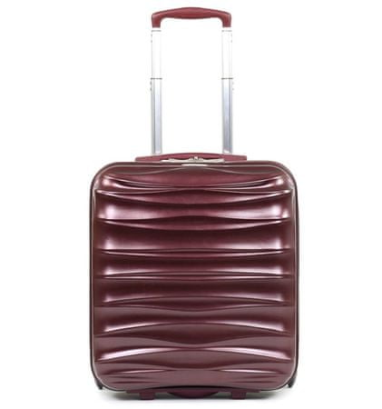 MEMBER´S Cestovný kufor  TR-0117/3-50 PET vínová