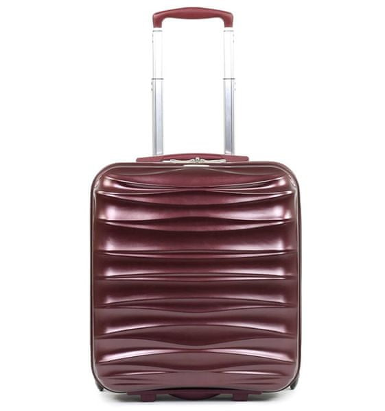 Member's Cestovní kufr TR-0117/3-50 PET vínová