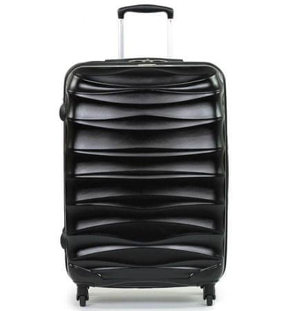 Member's Cestovní kufr TR-0117/3-60 PET černá