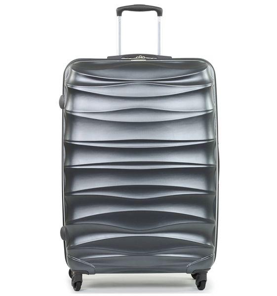 Member's Cestovní kufr TR-0117/3-60 PET stříbrná