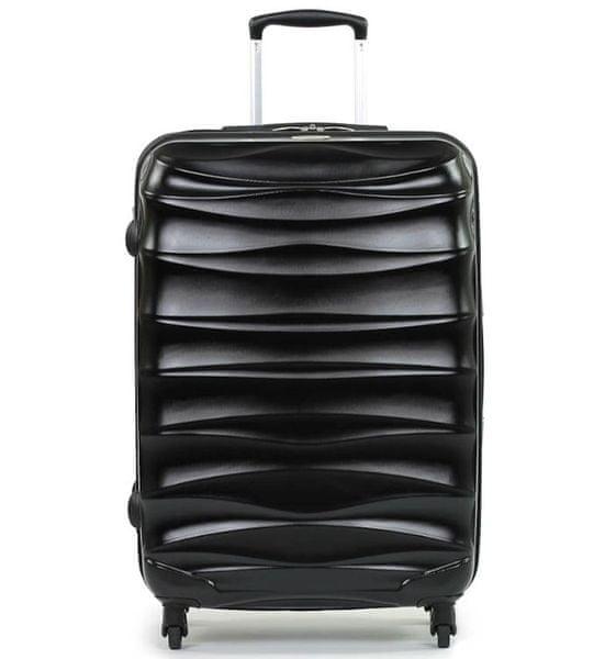 Member's Cestovní kufr TR-0117/3-70 PET černá