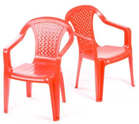 7fdb0c8bd1c46 Grand Soleil Sada 2 stoličky, červená - Alternatívy | MALL.SK