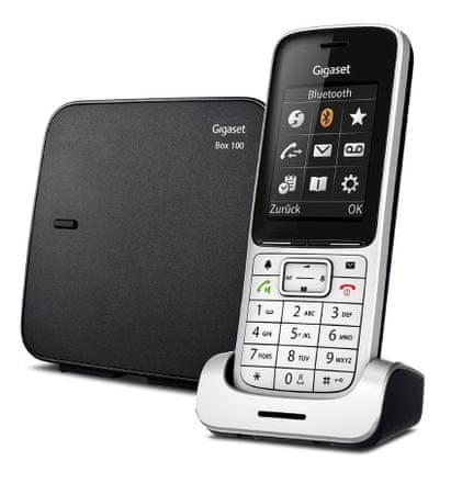 Gigaset brezvrvični telefon SL450