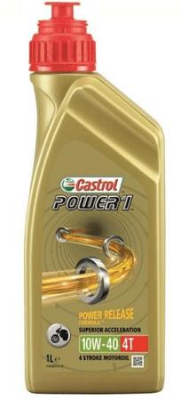 Castrol olje Power 1 4T 10W40, 1l