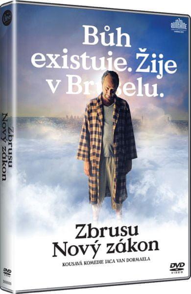 Zbrusu Nový zákon - DVD