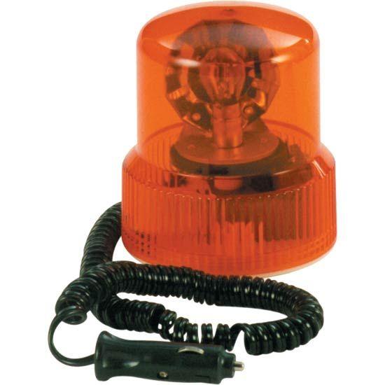 CarPoint Maják výstražný oranžový 12V