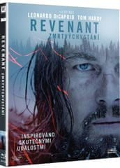 Revenant: Zmrtvýchvstání   - Blu-ray