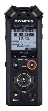 Olympus diktafon LS-P2