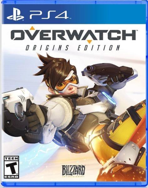 Blizzard Overwatch: Origins Edition / PS4