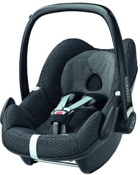 Maxi-Cosi Pebble 2016, Black Crystal