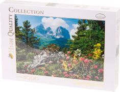 Clementoni Puzzle 4000 el. Sassolungo - Langkofel, Dolomity