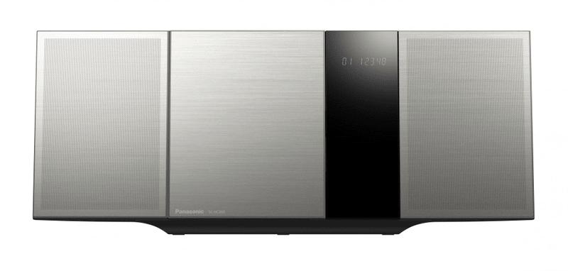 Panasonic SC-HC395EG-S, stříbrná
