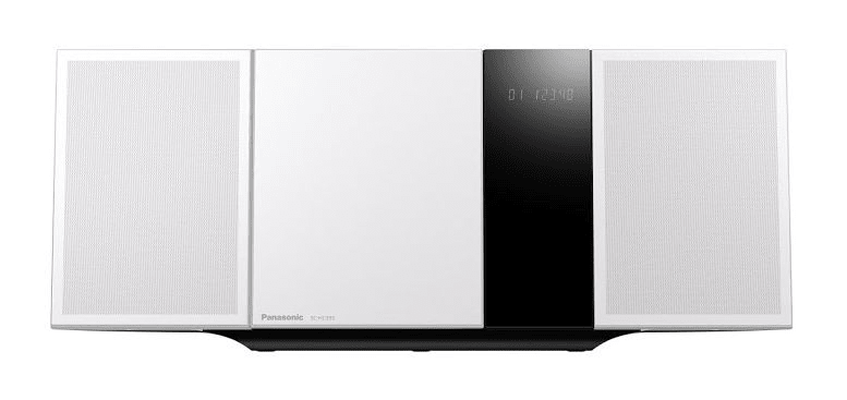 Panasonic SC-HC395EG-W, bílá