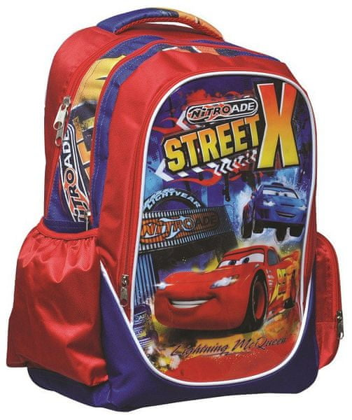 GIM Disney batoh svítící - Cars