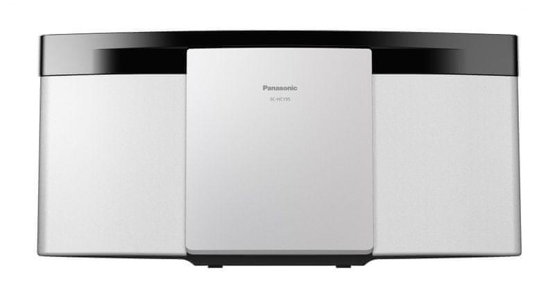 Panasonic SC-HC195EG-W, bílá