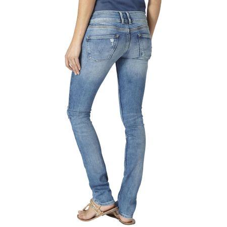 Pepe Jeans dámské jeansy Vera 29 34 modrá  029006c594