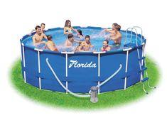 Marimex Florida 3,66 x 0,99 m - bazén, schůdky, kartušová filtrace 2m³/h