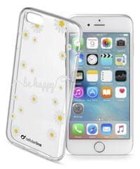 CellularLine gelové pouzdro STYLE, iPhone 6/6S, FLOWER