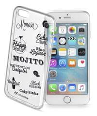 CellularLine gelové pouzdro STYLE, iPhone 6/6S, DRINK