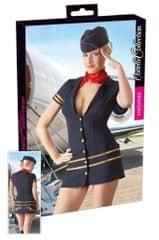Dámské šaty - Stewardess (S)