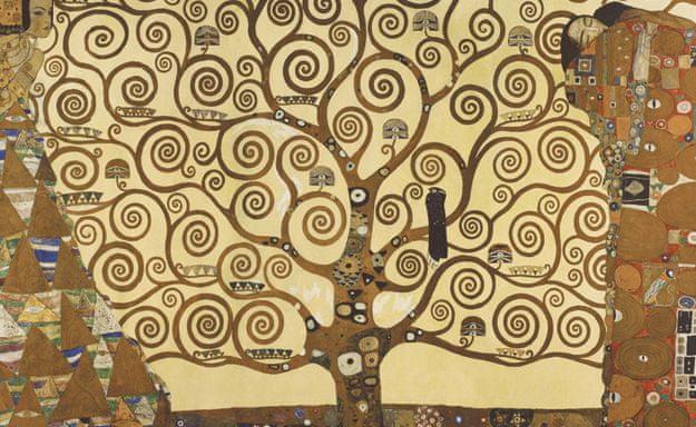 Postershop Fotoobraz Gustav Klimt 81x51 cm