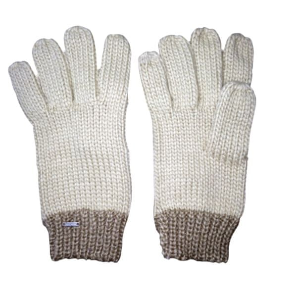 Pepe Jeans dámské béžové rukavice Hyson